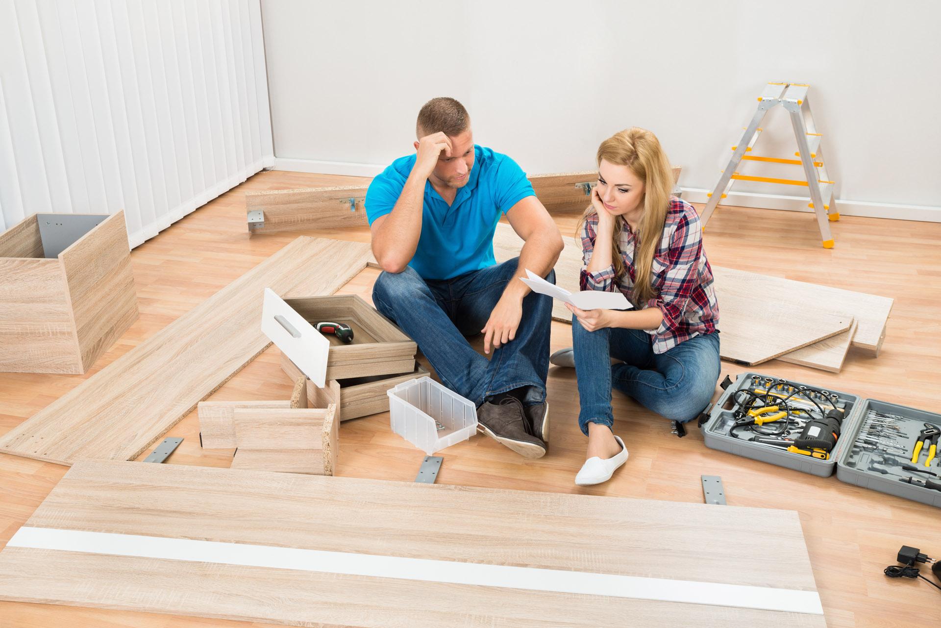 smontaggio e rimontaggio mobili a brescia - Negozi Arredamento Brescia E Provincia