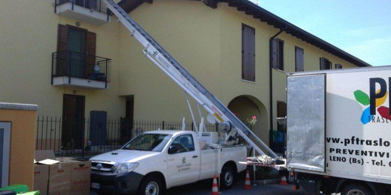 Trasloco Abitazioni Brescia Condominio Pf Traslochi