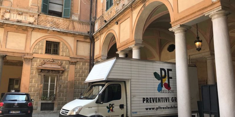 Trasloco Enti Pubblici Brescia Museo Pf Traslochi