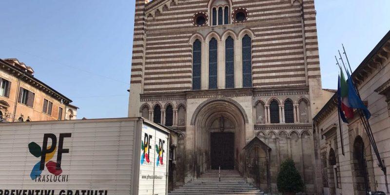 Trasloco Opere Darte Brescia Chiesa Pf Traslochi
